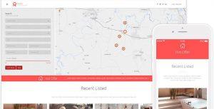 Realtor Real Estate WordPress Theme