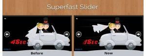 SlideDeck 3 Reduced Loading Time