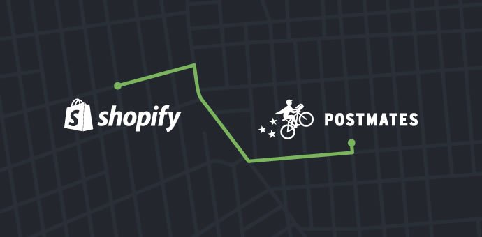 Shopify Postmates Integration
