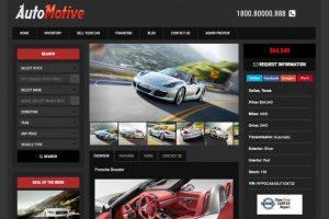Automotive 3.0 WordPress Theme