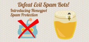 Honeypot Spam Protection