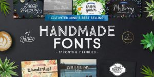 Cultivated Mind Handmade Fonts