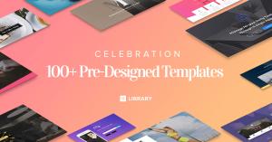 WordPress Template Library