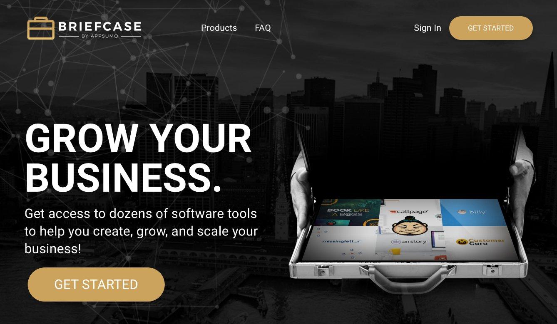 AppSumo Briefcase