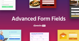 Advanced Form Fields