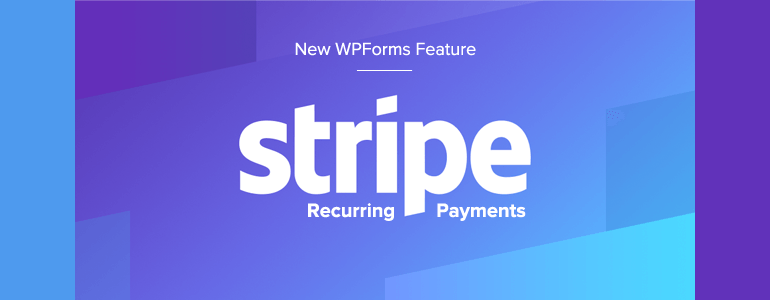 Stripe Recurring Payments