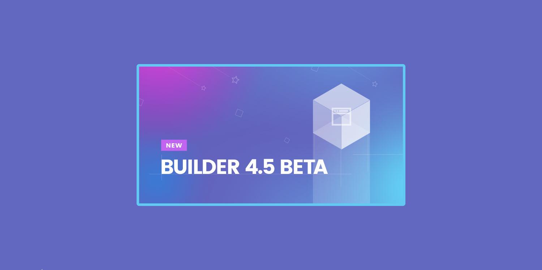 Themify Builder v4.5 Beta