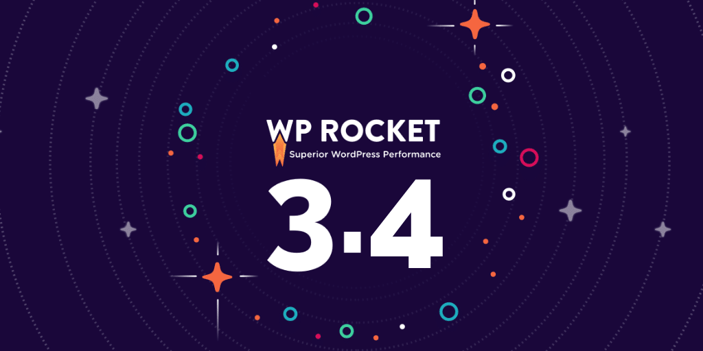 WP Rocket 3.4