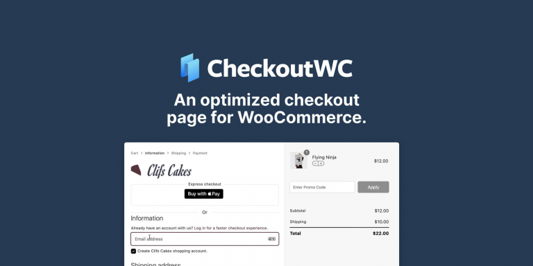 CheckoutWC