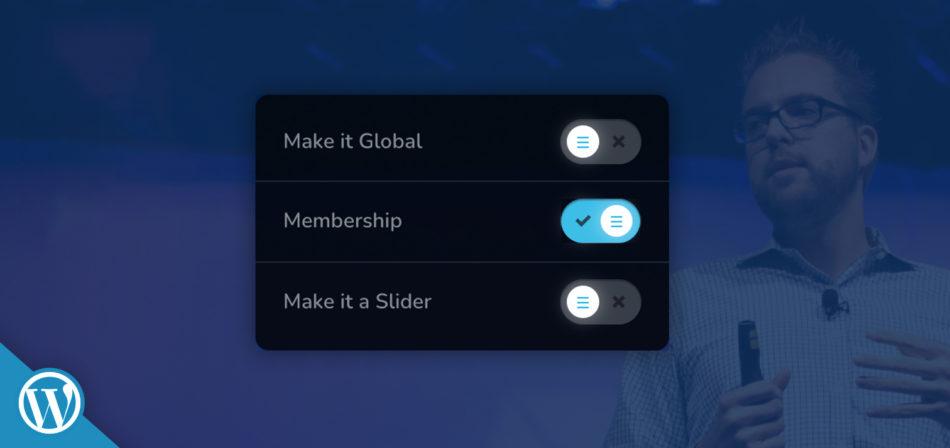Brizy Membership