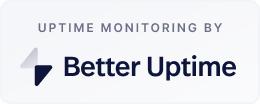 Better Uptime Website Monitoring